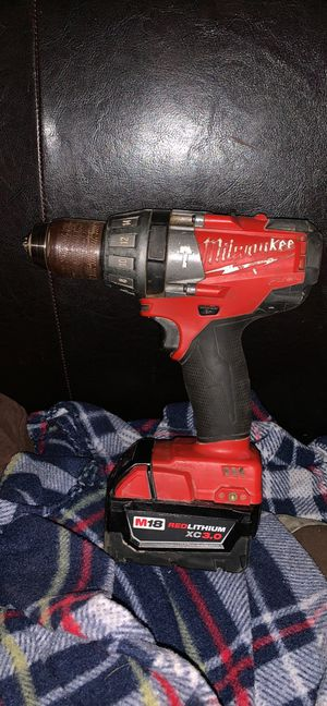 18v hammer drill/driver with xc3.0 battery for Sale in Sour Lake, TX