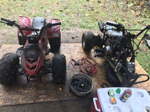 4wheelers cheap for Sale in Williamsburg, VA