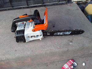 Echo chainsaw for Sale in South San Francisco, CA