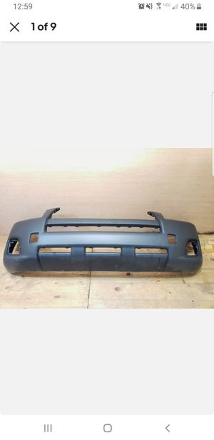 2009 2010 2011 2012 TOYOTA RAV4 FRONT BUMPER COVER OEM for Sale in Federal Way, WA