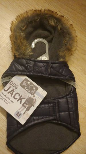Brand New Doggy Jacket for Sale in Warren Air Force Base, WY