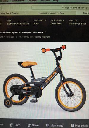 Trek jet kids bike with training wheels for Sale in St. Louis, MO