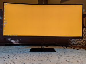 HP z38c curved widescreen monitor for Sale in Rockville, MD