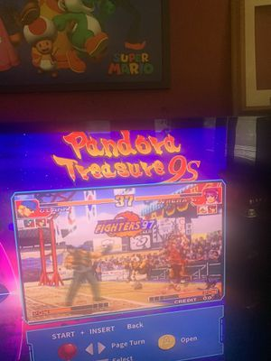 Pandora 9s. 2500. Games. Arcade for Sale in Highland, CA