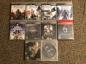 Games for PS3 for Sale in Fort Drum, NY