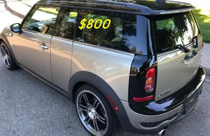 🎁💲8OO For sale URGENTLY 2OO9 Mini cooper . The car has been maintained regularly 🎁c for Sale in St. Petersburg, FL