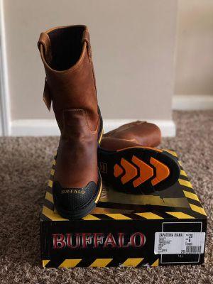 buffalo work boot for Sale in Norcross, GA