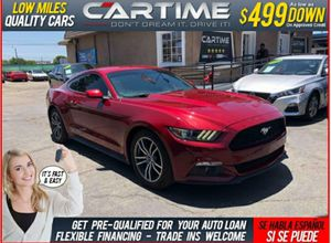 2015 Ford Mustang EcoBoost for Sale in Riverside, CA