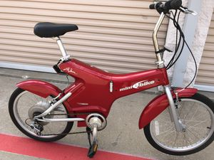 Mini e bike electric Bicycle for Sale in Garland, TX