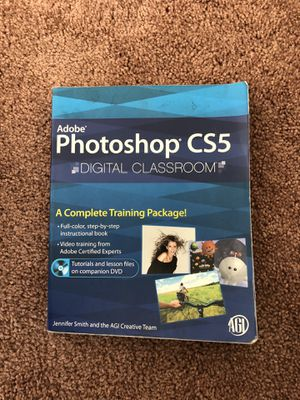 Adobe Photoshop CS5 Book for Sale in San Diego, CA