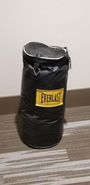 Everlast 50lb Punching Bag for Sale in Laguna Beach, CA