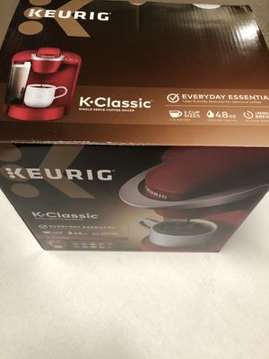 Keurig K-Classic , like new for Sale in Naples, FL