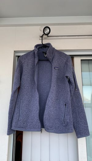 Patagonia better sweater women for Sale in Moreno Valley, CA