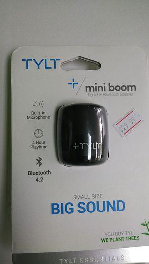 TYLT BOOM Wireless Bluetooth speaker for Sale in Austin, TX