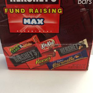 HERSHEY'S FUNDRAISING MAX 52CT for Sale in Long Beach, CA