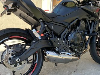 2020 Kawasaki Z650 Like New for Sale in Windermere,  FL