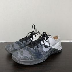 Nike Metcon 4 Mens Camo Weightlifting Shoes Size 9.5 for Sale in San Diego, CA