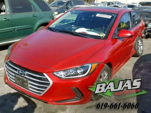 🔥2017 Hyundai Elantra sedan 2.0 automatic for parts only 🔥 for Sale in San Diego, CA