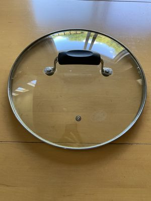 11-inch Glass Pan Lid for Sale in Lake Zurich, IL