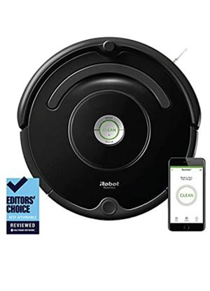iRobot Roomba 675 Robot Vacuum-Wi-Fi Connectivity, Self-Charging for Sale in Central Falls, RI