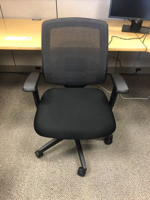 Black office chair for Sale in Lithonia, GA