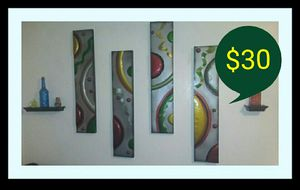 PIER ONE METAL WALL DECOR For HOME OR OFFICE for Sale in Fresno, CA