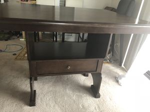 Wooden Breakfast table in throw away price for Sale in Palo Alto, CA