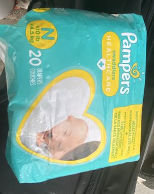 pampers newborn $6.00 for Sale in San Diego, CA