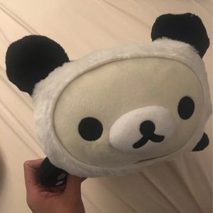 Rilakkuma Plush Toy (like New) for Sale in Tustin, CA