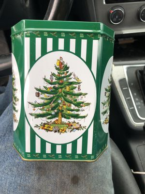 Spode Food Tin for Sale in Wylie, TX