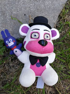 Funtime Freddy Plushie (Five Night's at Freddy's) for Sale in Fontana, CA