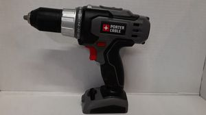 Porter Cable 18v Drill Driver (Drill Only) for Sale in Glendale, AZ