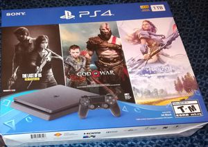 Playstation 4 bundle firm price for Sale in Brooklyn, NY