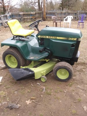 John deer tractor for Sale in Chester, AR
