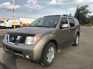 2007 Nissan Pathfinder for Sale in Lakewood, WA