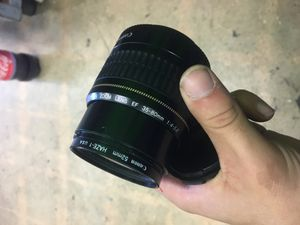 Canon lens for Sale in Silver Spring, MD