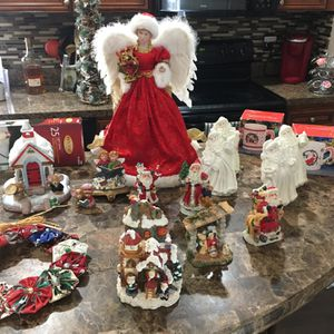 K's Collection Christmas Ornament S for Sale in West Palm Beach, FL