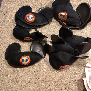 Lot Of 10 Vintage Mickey Mouse Ears for Sale in North Riverside, IL