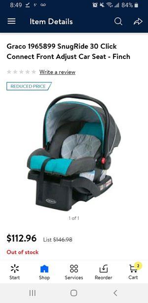SnugRide® SnugLock™ 30 Infant Car Seat for Sale in Kalamazoo, MI
