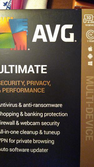 AVG ultimate for Sale in Arlington, TX