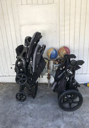 Double stroller $50, jogger stroller 40 for Sale in Oakland, CA