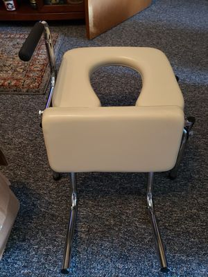 Guardian Padded Drop Arm Commode for Sale in Gahanna, OH