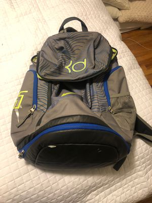 Basketball backpack bag Kevin Durant for Sale in Seattle, WA