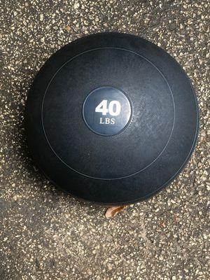 40 LB. SLAM BALL for Sale in Boca Raton, FL