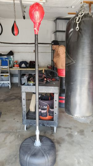 Speed bag costume for Sale in Riverside, CA
