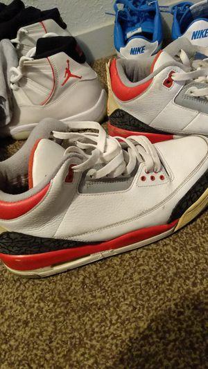 Jordans retro 3 beaterz for Sale in Tempe, AZ