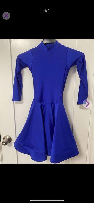 Latin dress 4.4-4.5ft girl for Sale in Alhambra, CA