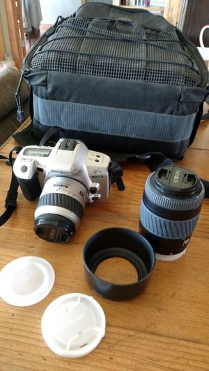 Minolta camera with extra lens for Sale in Redmond, OR