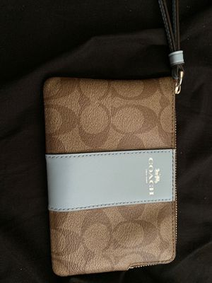 Coach wallet for Sale in Bartow, FL