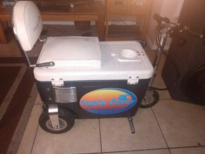 Cruzin cooler...works but not like it should for Sale in Austin, TX